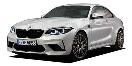 BMW M2 コンペティション (2020年4月モデル)