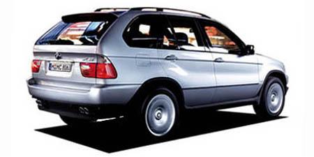 BMW X5 4.4i (2001年4月モデル)