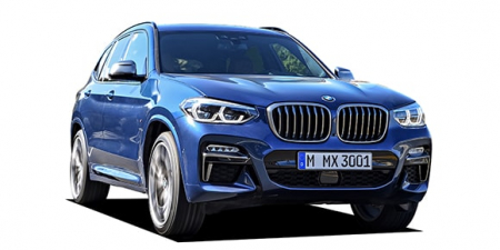 BMW X3 M40d (2020年4月モデル)