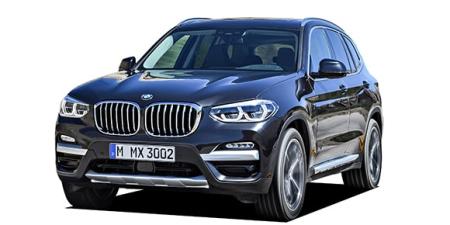 BMW X3 xDrive 20d Mスポーツ (2020年6月モデル)