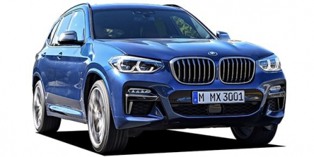 BMW X3 M40d (2020年11月モデル)