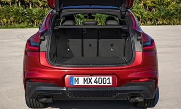 BMW X4 M40i (2020年8月モデル)