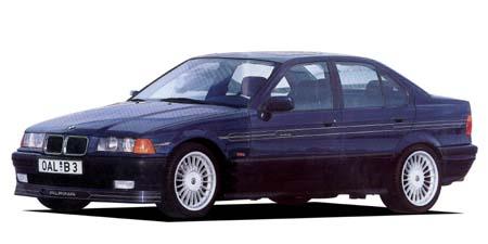 BMWアルピナ B3 3.2ツーリング (1997年1月モデル)