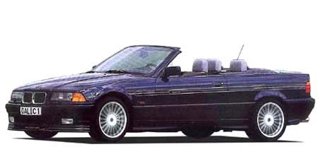 BMWアルピナ B3 3.2カブリオレ (1997年1月モデル)