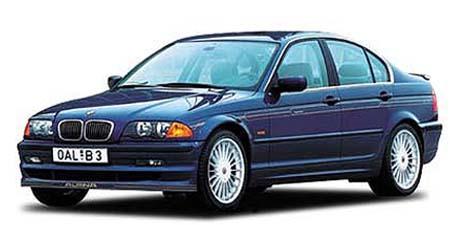 BMWアルピナ B3 3.3リムジン (1999年10月モデル)