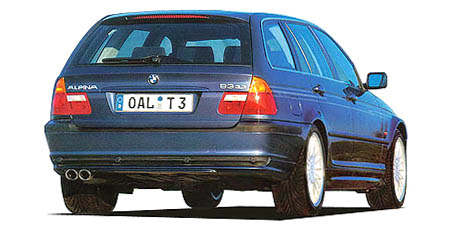 BMWアルピナ B3 3.3ツーリング (2000年12月モデル)