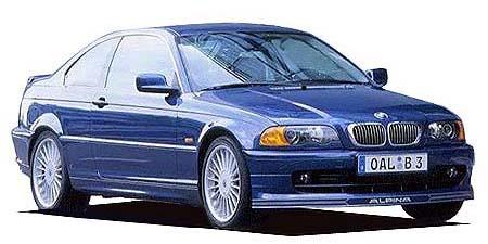 BMWアルピナ B3 3.3クーペ (2001年2月モデル)