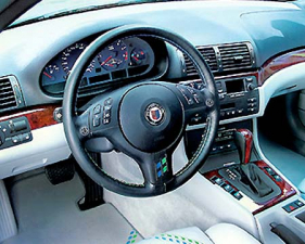 BMWアルピナ B3 3.3ツーリング (2001年2月モデル)
