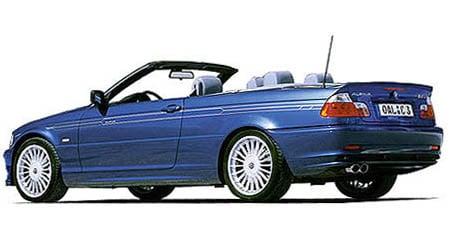 BMWアルピナ B3 3.3カブリオレ (2002年3月モデル)