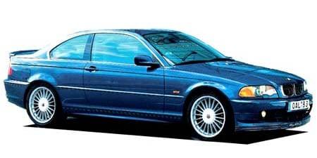 BMWアルピナ B3 S クーペ (2002年10月モデル)