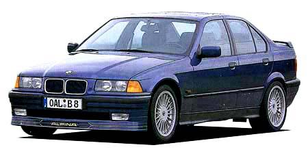 BMWアルピナ B8 4.0リムジン (1997年1月モデル)