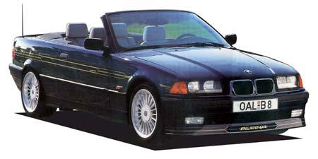 BMWアルピナ B8 4.0クーペ (1997年1月モデル)