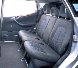 メルセデス・ベンツ Aクラス A160 エレガンス (2001年10月モデル)