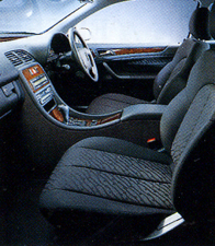 メルセデス・ベンツ CLK CLK200 (1997年9月モデル)