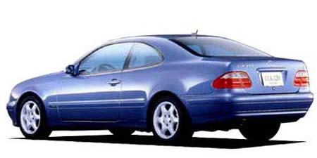 メルセデス・ベンツ CLK CLK320 アバンギャルド (1999年10月モデル)