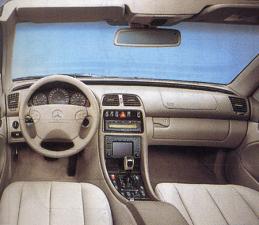 メルセデス・ベンツ CLK CLK320 アバンギャルド (2001年1月モデル)