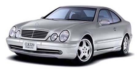メルセデス・ベンツ CLK CLK320スポーツライン (2001年7月モデル)
