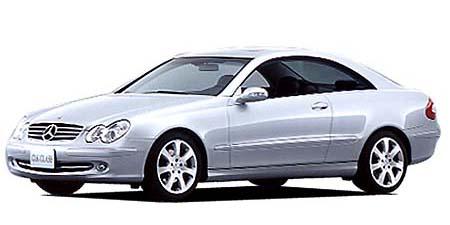 メルセデス・ベンツ CLK CLK200コンプレッサー (2004年4月モデル)