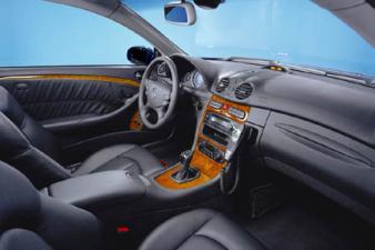 メルセデス・ベンツ CLK CLK320 (2004年4月モデル)