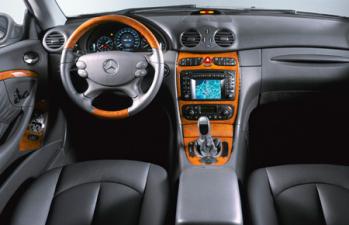 メルセデス・ベンツ CLK CLK320カブリオレ (2004年7月モデル)