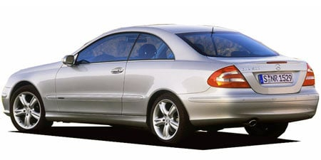 メルセデス・ベンツ CLK CLK320 (2004年8月モデル)