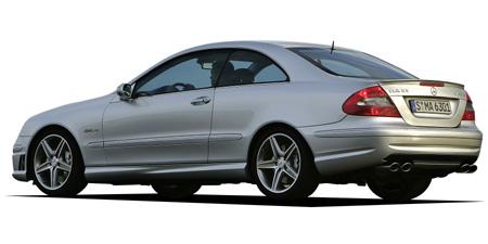メルセデス・ベンツ CLK CLK200コンプレッサー アバンギャルド (2008年1月モデル)