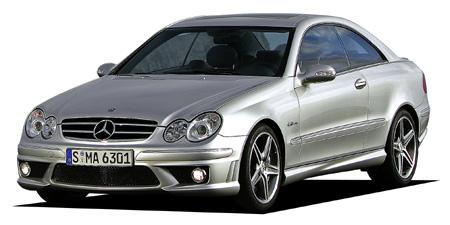 メルセデス・ベンツ CLK CLK350 アバンギャルド (2008年1月モデル)