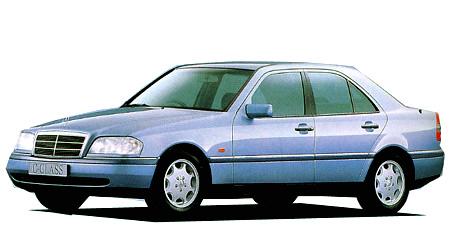 メルセデス・ベンツ Cクラス C200 エレガンス (1995年11月モデル)