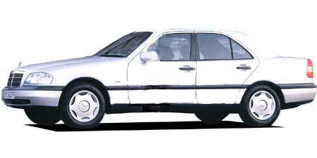 メルセデス・ベンツ Cクラス C200 エレガンス (1996年10月モデル)