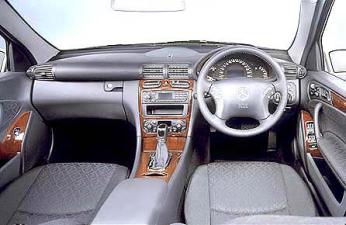 メルセデス・ベンツ Cクラス C180 (2000年9月モデル)