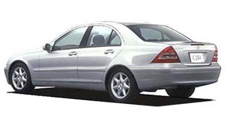 メルセデス・ベンツ Cクラス C240 (2001年7月モデル)