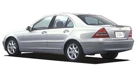 メルセデス・ベンツ Cクラス C180 (2001年10月モデル)