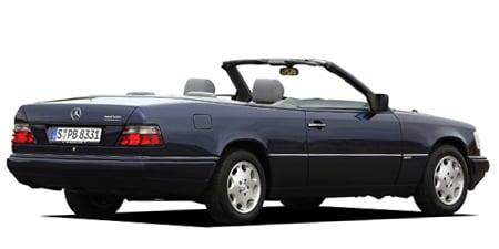 メルセデス・ベンツ Eクラス E320 カブリオレ (1993年10月モデル)