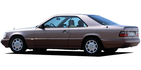 メルセデス・ベンツ Eクラス E320 クーペ (1993年10月モデル)