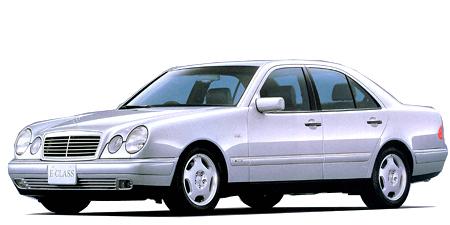 メルセデス・ベンツ Eクラス E320 アバンギャルド (1995年11月モデル)