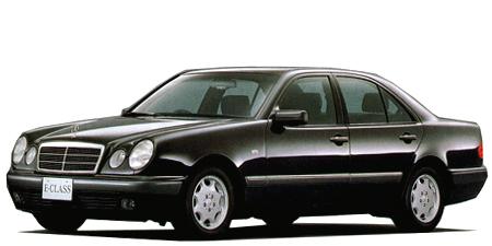 メルセデス・ベンツ Eクラス E320 4マチック (1998年8月モデル)