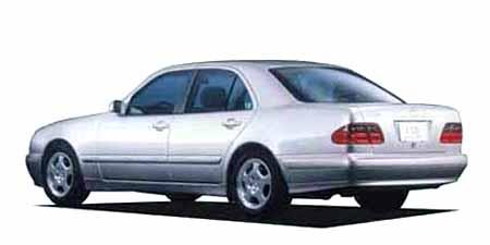メルセデス・ベンツ Eクラス E320 4マチック (1999年10月モデル)