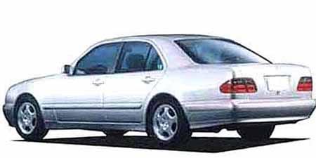 メルセデス・ベンツ Eクラス E430 アバンギャルド (2001年1月モデル)