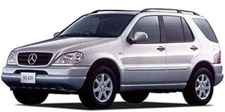 メルセデス・ベンツ Mクラス ML320 (1998年8月モデル)
