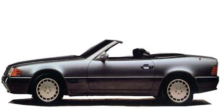 メルセデス・ベンツ SL 500SL (1990年8月モデル)