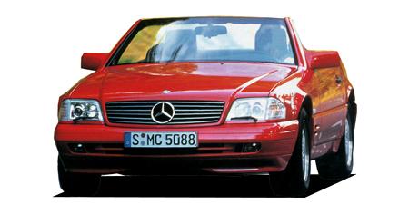 メルセデス・ベンツ SL SL500 (1995年10月モデル)