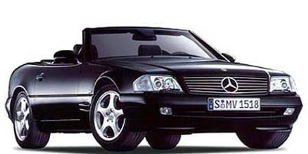 メルセデス・ベンツ SL SL320 (1998年8月モデル)