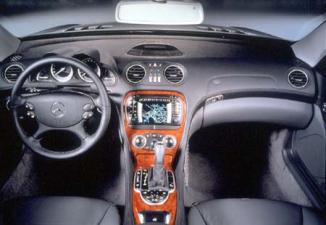 メルセデス・ベンツ SL SL500 (2001年10月モデル)