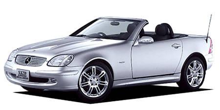 メルセデス・ベンツ SLK SLK320 (2003年8月モデル)