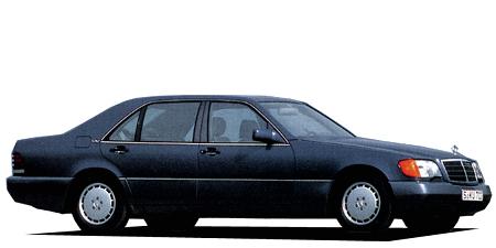 メルセデス・ベンツ Sクラス 400SEL (1992年10月モデル)