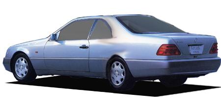 メルセデス・ベンツ Sクラス S500 クーペ (1994年8月モデル)