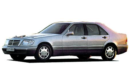 メルセデス・ベンツ Sクラス S320 (1995年11月モデル)