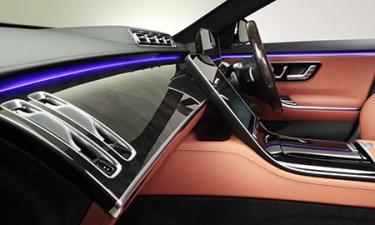 メルセデス・ベンツ Sクラス S500 4マチックロング (2021年1月モデル)