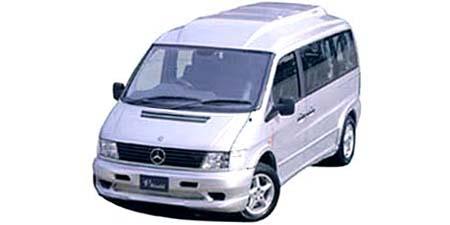 メルセデス・ベンツ Vシュトラール 2.3 ロールーフ (1998年1月モデル)