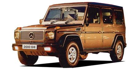 メルセデス・ベンツ ゲレンデヴァーゲン 300GE ロング (1991年8月モデル)